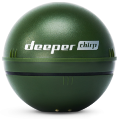 Deeper CHIRP Smart Sonar for Pro Anglers