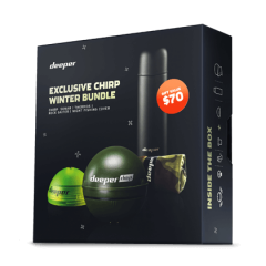 Exclusive Deeper CHIRP Bundle for Expert Anglers