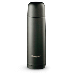 Deeper Thermos with Non-Slip Coating