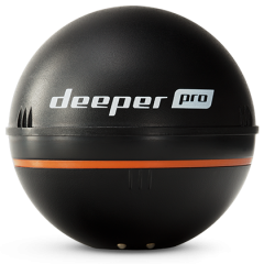 Deeper Smart Sonar PRO for Advanced & Recreational Fishing