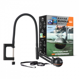 Deeper Smart Sonar Pro Kayak Bundle