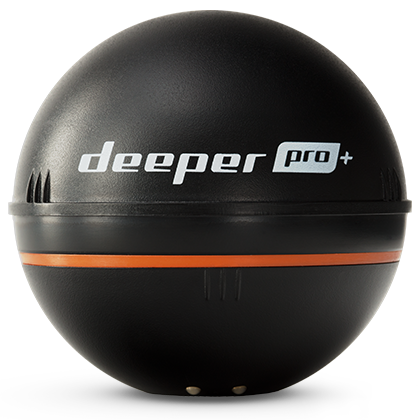 Deeper Smart Sonar PRO+ with GPS for Professional Fishing