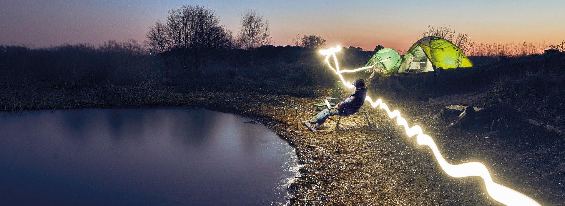 Lanternă Deeper PowerPuneți experiențele din aer liber într-o lumină bună