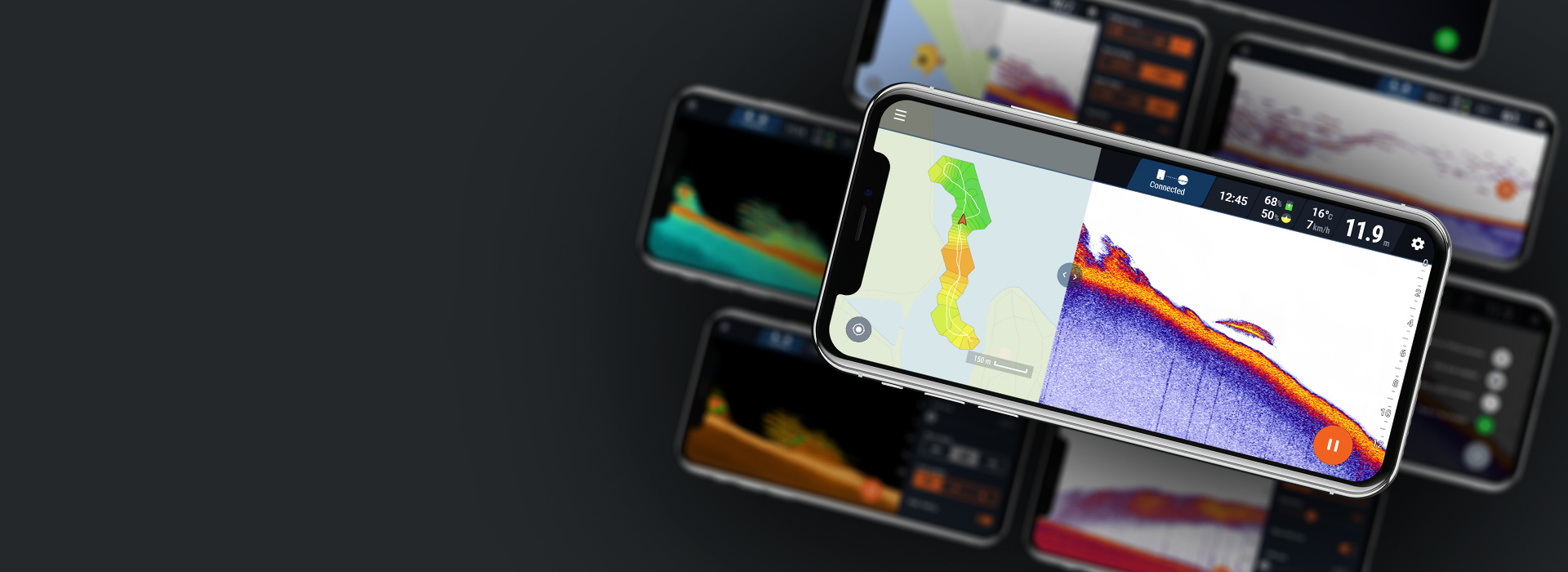 Fish Deeper App Kas apvieno 2 miljonusmakšķernieku?