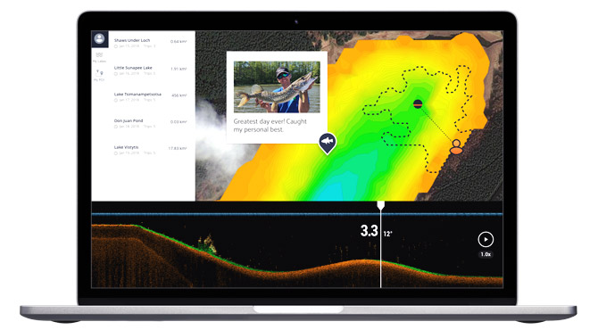 Lakebook™ – Bathymetry Management Platform