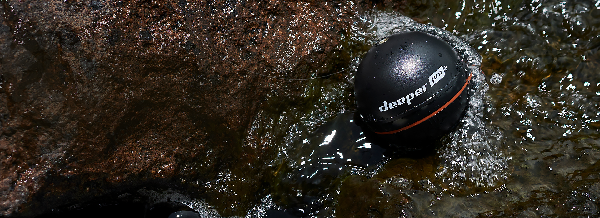 Be prepared for the next fishing wave!Get yourself Deeper sonar from £174.99