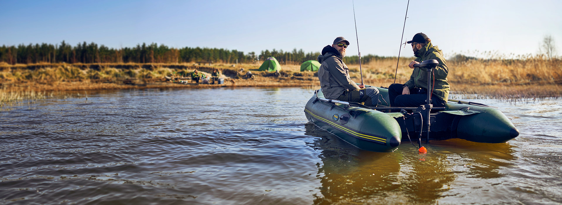 Stay local, pack your rods and enjoy the nature!Deeper sonar from R 3,349.00