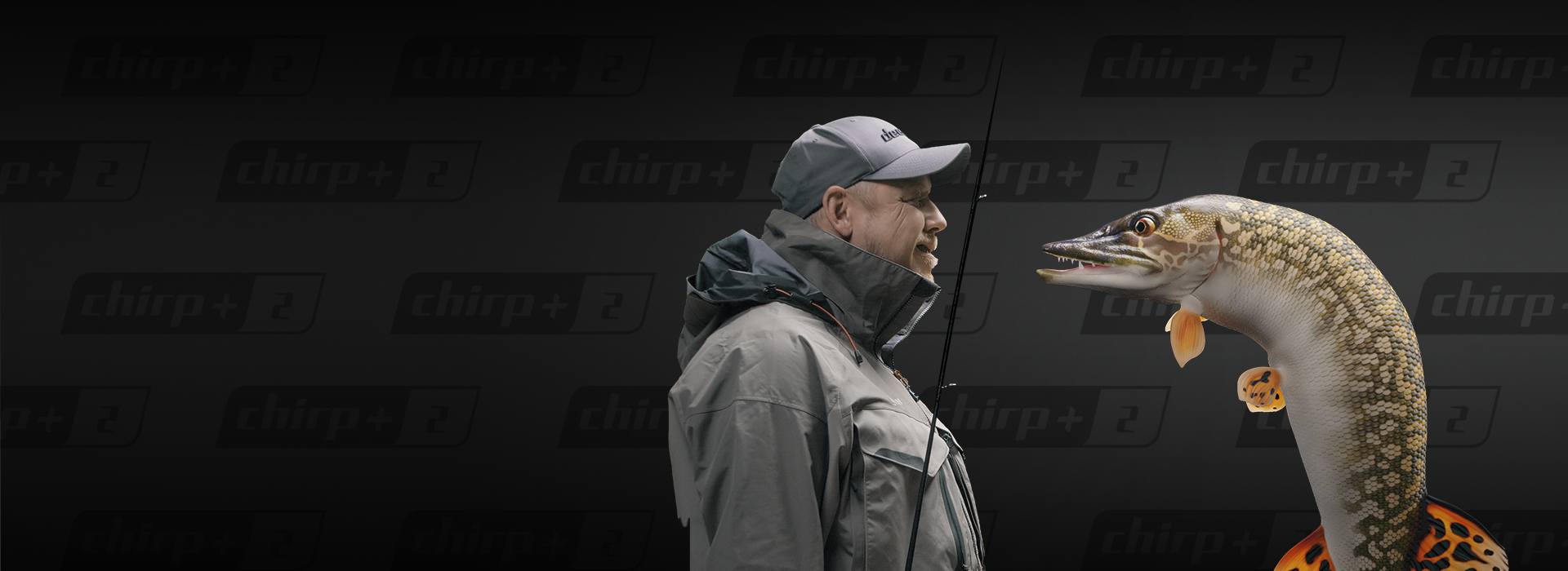 Klarar du knappt vänta på att få se fiskarna?Få det att hända nu med nya Deeper CHIRP+ 2!