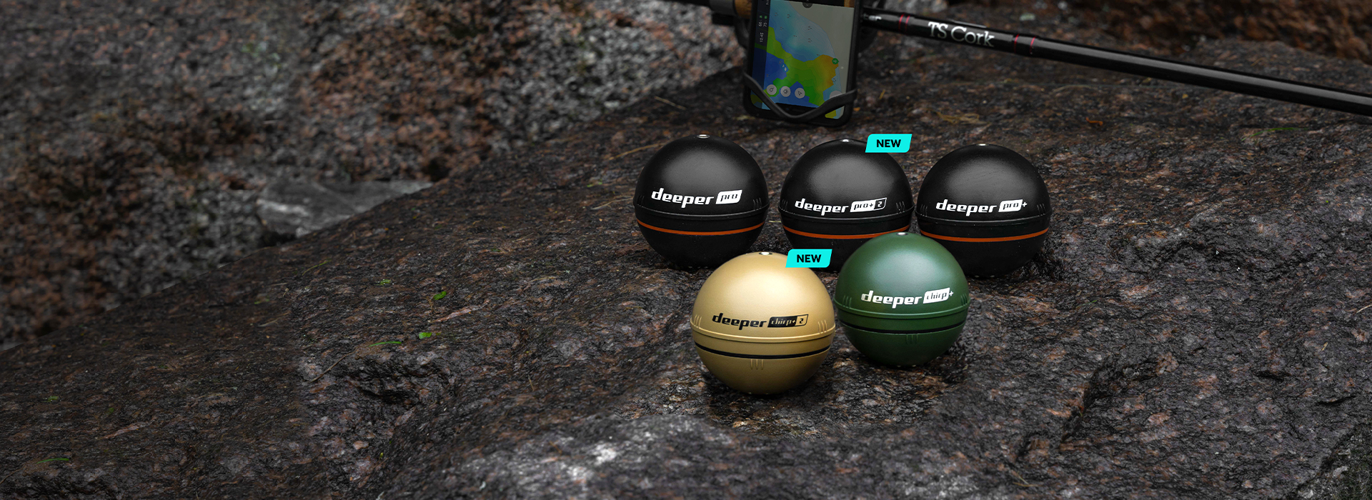 Prepare yourself for the upcoming fishing season. Start fishing smarter from only £174.99!