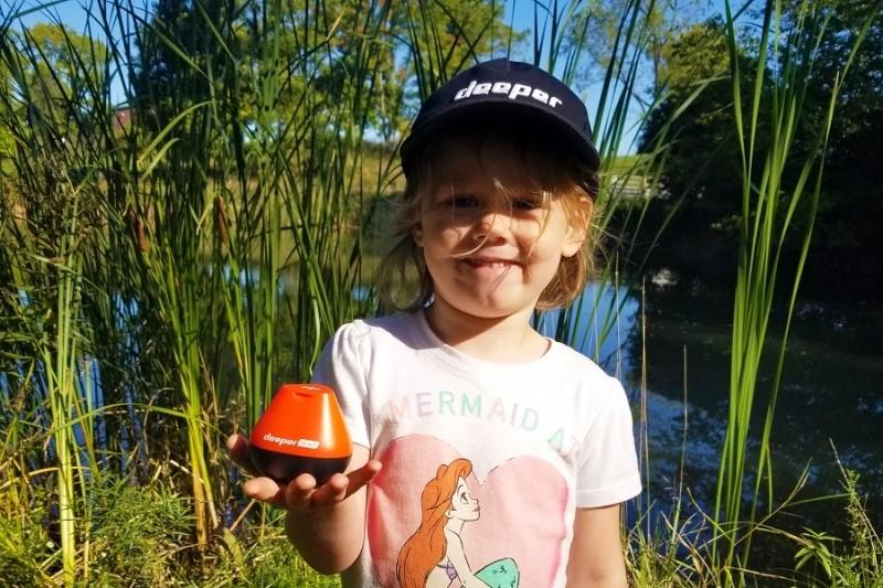 Neem uw kinderen mee vissen.  Je kunt niet vroeg genoeg beginnen.