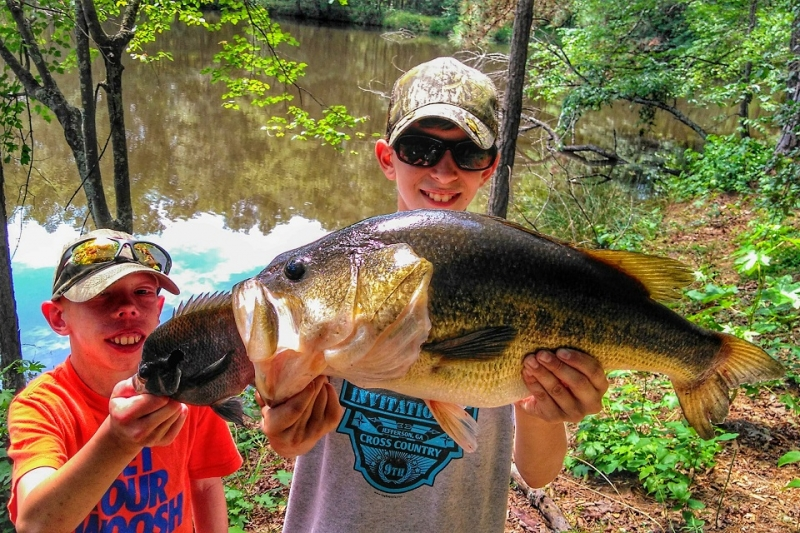 KidsFishinNation - Join Their Movement and Take Your Kids Fishing