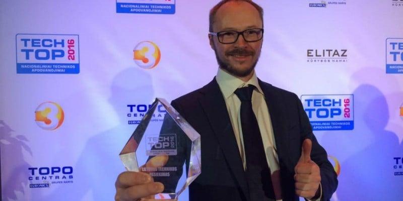 Tech Top Award