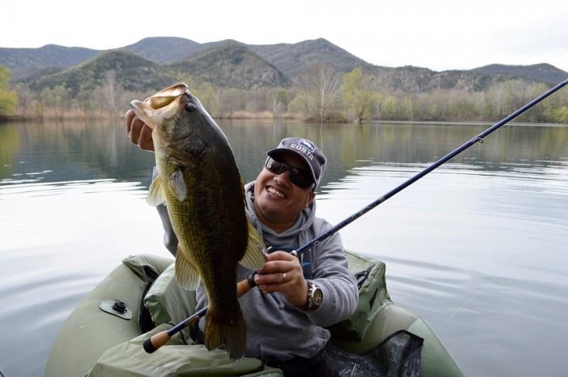 Préparer sa saison pour la pêche du Bass