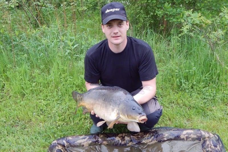 Erfolgreich auf Karpfen fischen