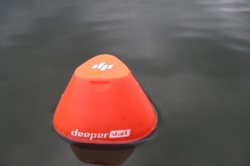 Le Deeper Start, un sondeur facile à utiliser et efficace
