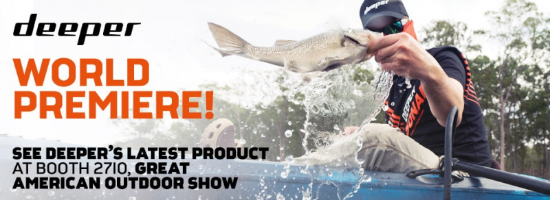 START THE SEASON at Great American Outdoor Show