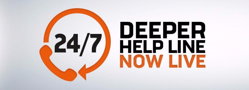 24/7 Deeper Help Line now live – Call us today