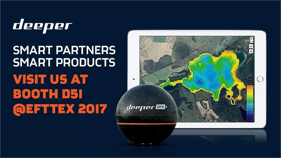 Europe's smartest sonars, Europe's biggest tackle trade show