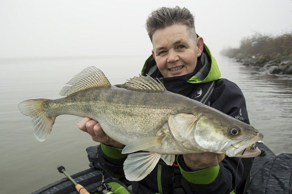 Anja Becker - vissen is niet alleen maar vangen het is iets Magisch