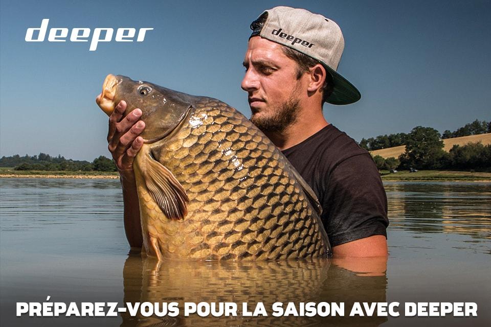 Préparez votre saison lors du plus grand salon de la carpe en France