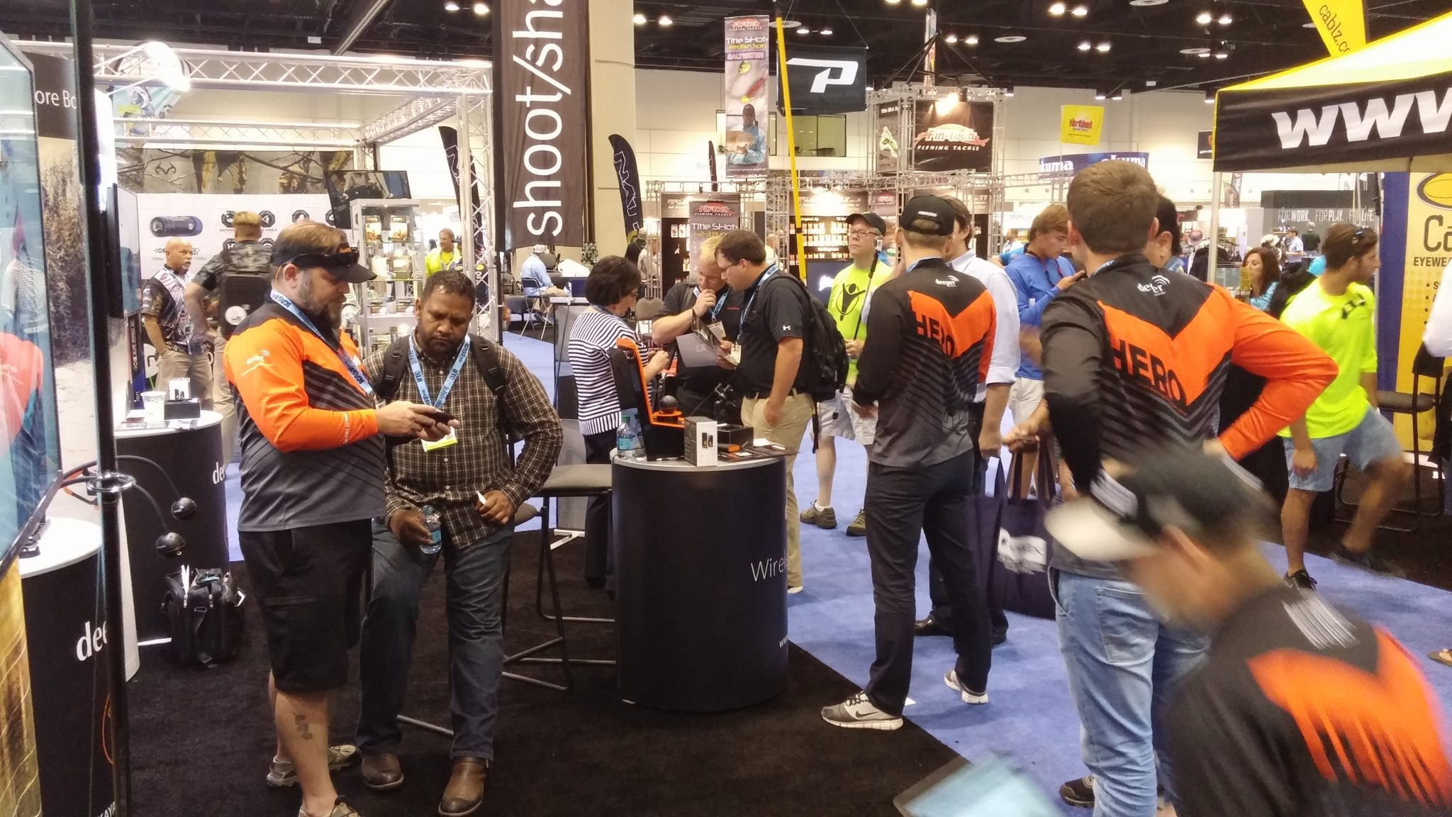 Deeper Show Off in ICAST
