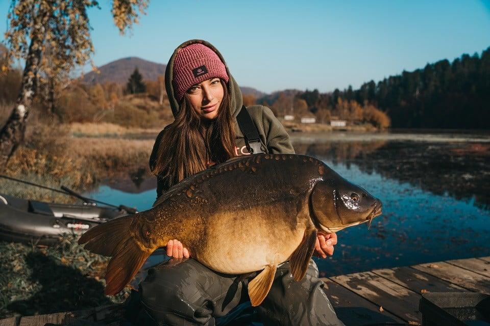 Vita Gallitto - vado a pesca per tanti motivi