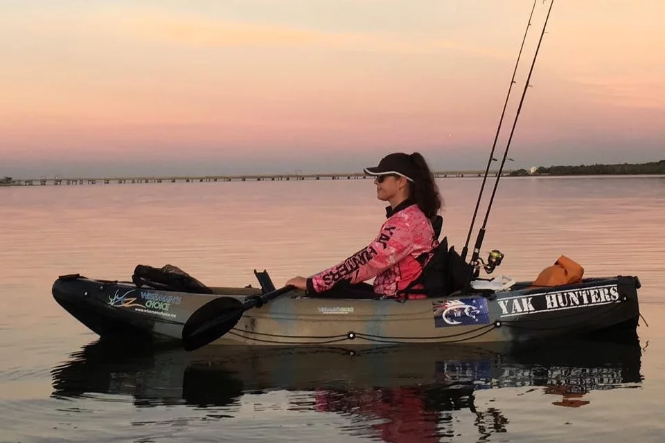 Australian female angler in her own words – meet a woman passionate about fishing