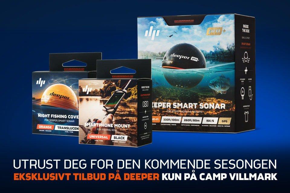 Rust deg til en ny sesong med vårt eksklusive tilbud på Camp Villmark