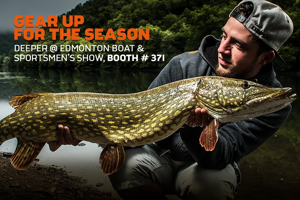 Get ready for the new season at Western Canada's biggest boat and outdoors show