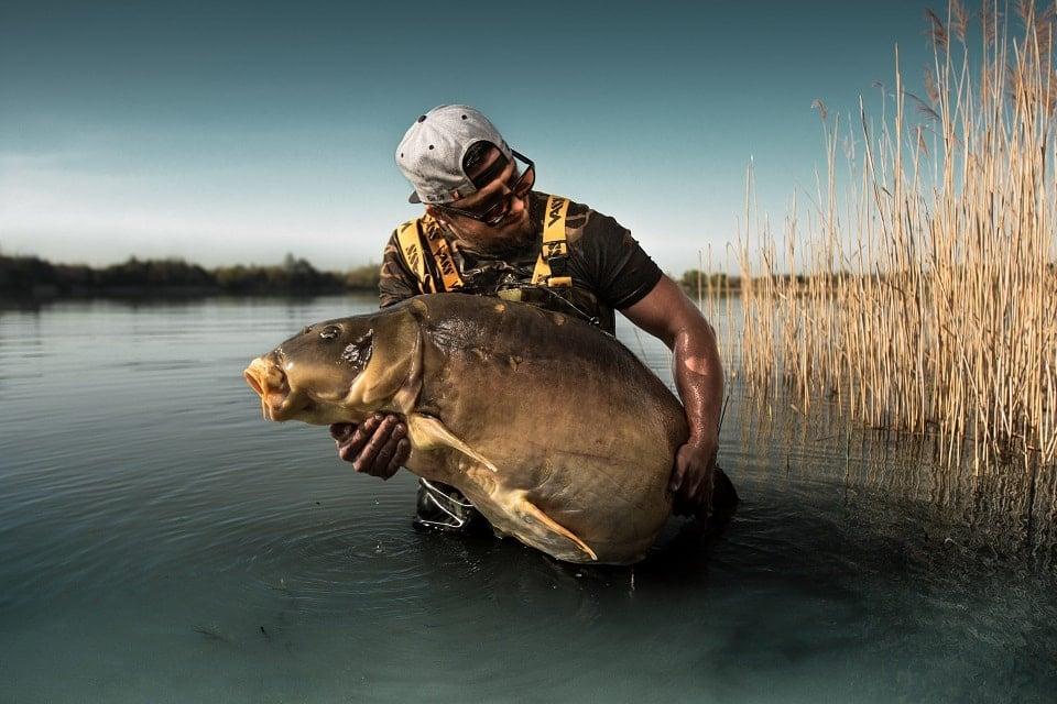 Récit d'une pêche pas comme les autres