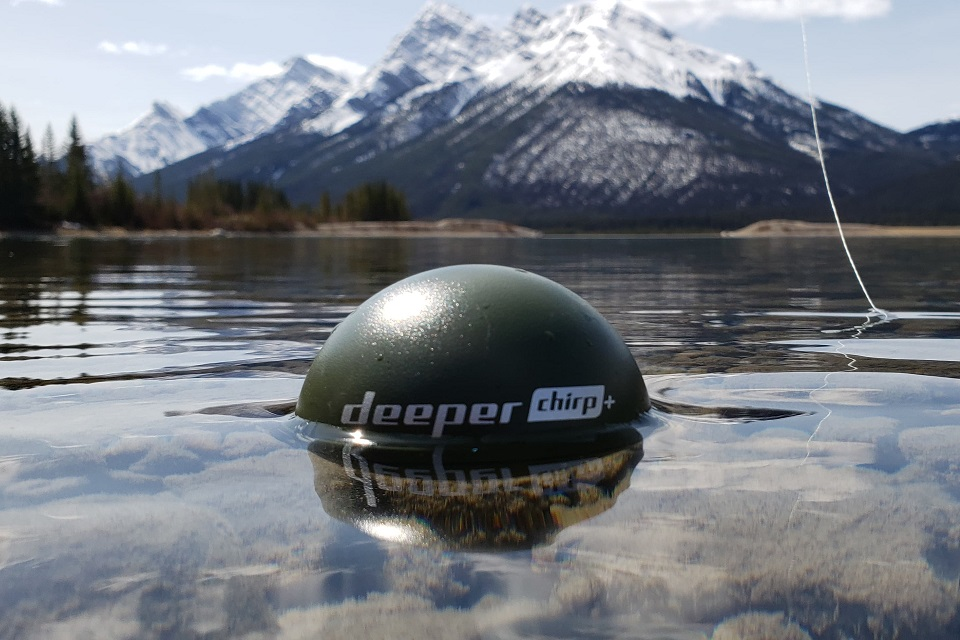 2019 Review of Deeper CHIRP+ Castable Fish Finder