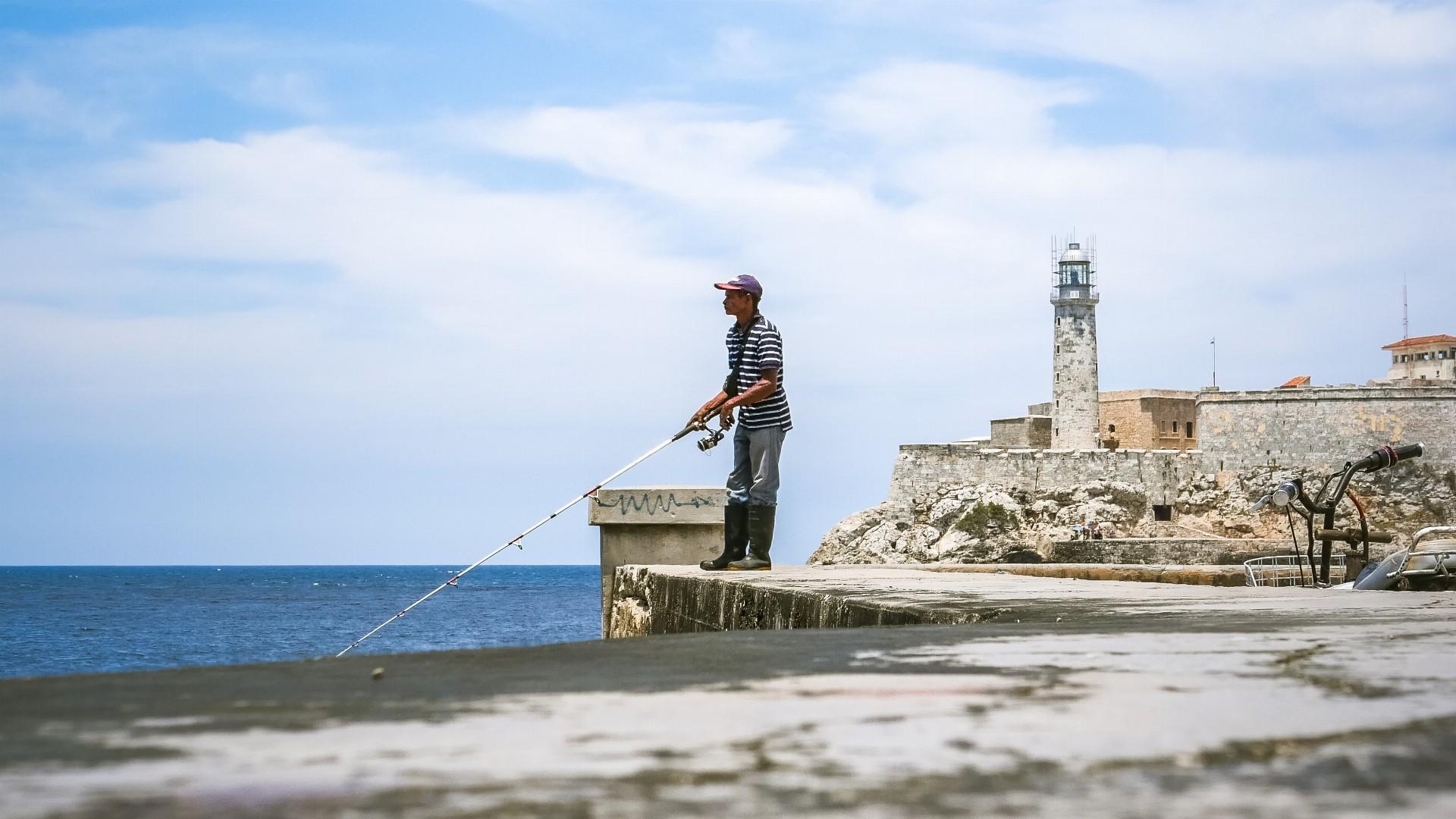 Kubietiški žvejybos ypatumai ir kiti nuotykiai