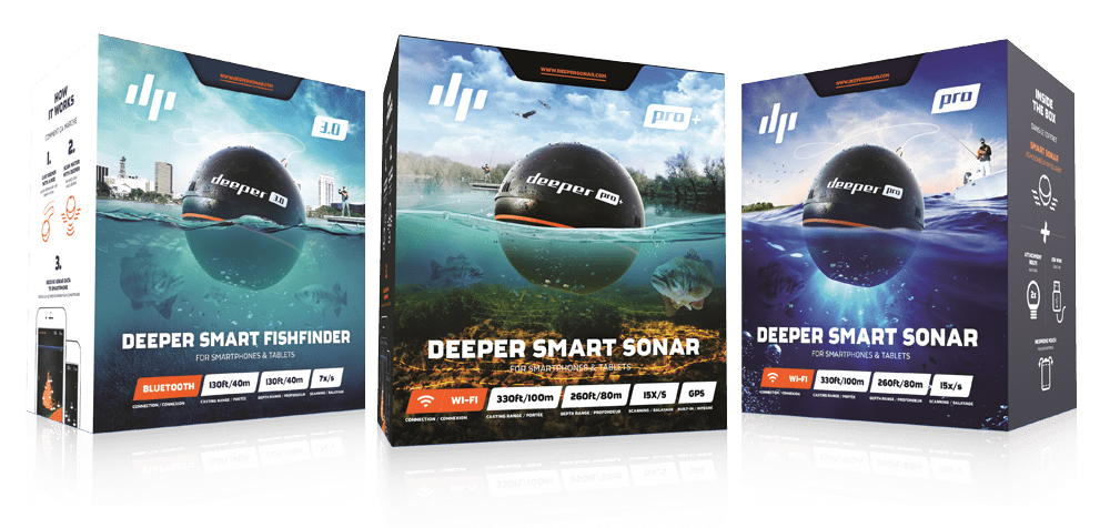 3x Deeper! New Extended Product Line