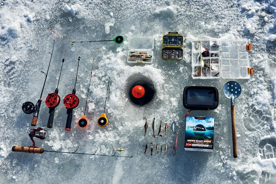 Лучшие приманки для зимней рыбалки