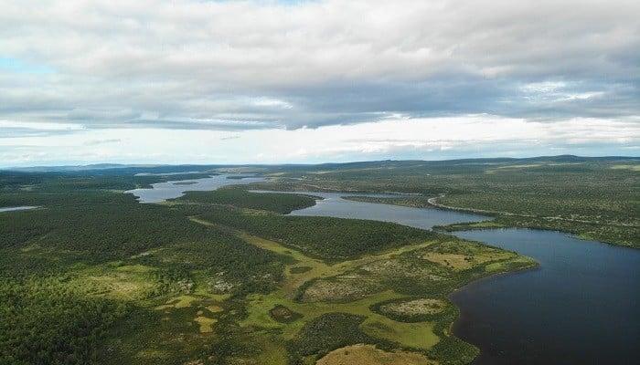 Finnmark eller Finmmárku