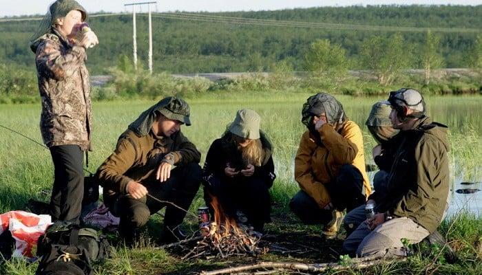 Fiskevann i Finnmark