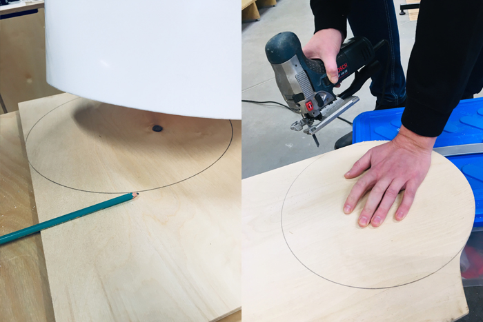 MAKING SEAT COMPONENTS