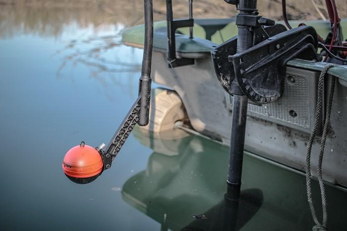 Deeper installato sulla mia barca. Eccezionale e facile da usare!