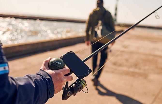 Рыбалка с берега