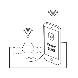 Pair deeper start with phone