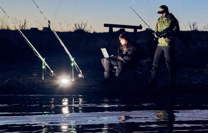 Noční rybolov