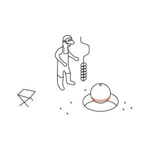 Släpp i din Deeper – inga kablar