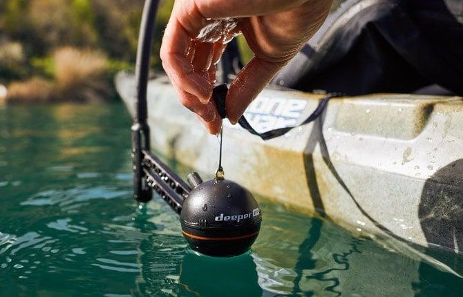 portable sonar