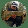 Nathan Edgell, Pike angler
