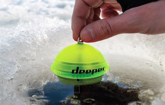 Крышка для ночной рыбалки