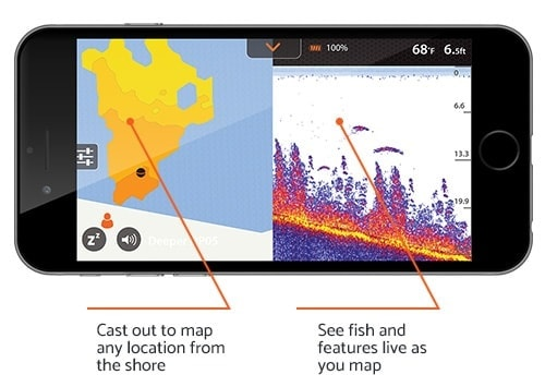 shore fishing app